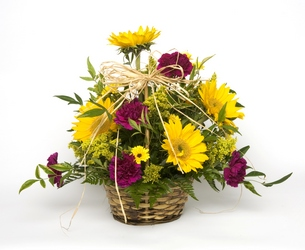 Basket for That Special Day from Rick Anthony's Flower Shoppe in Lansing and Holt, MI