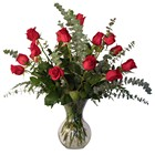 Select Dozen Roses from Rick Anthony's Flower Shoppe in Lansing and Holt, MI